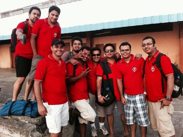Team BPE - Oct 2013