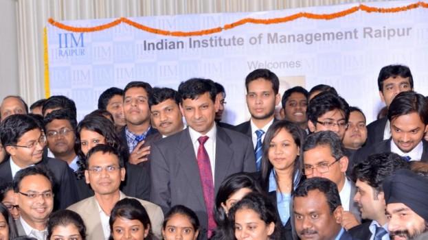 Dr. Raghuram Rajan-IIMRaipur-insideiim