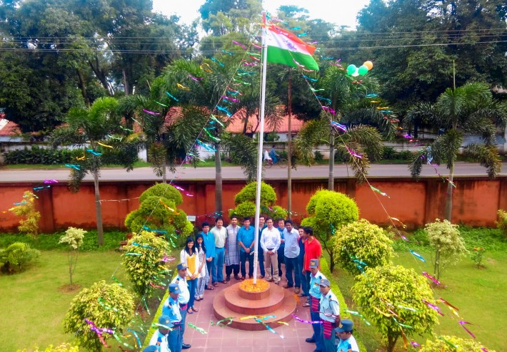 Independence Day Celebrations at IIM Ranchi