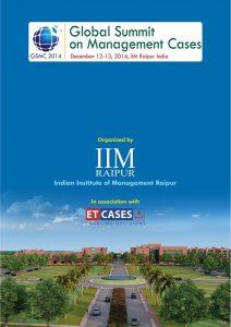 Global Summit by IIM Raipur
