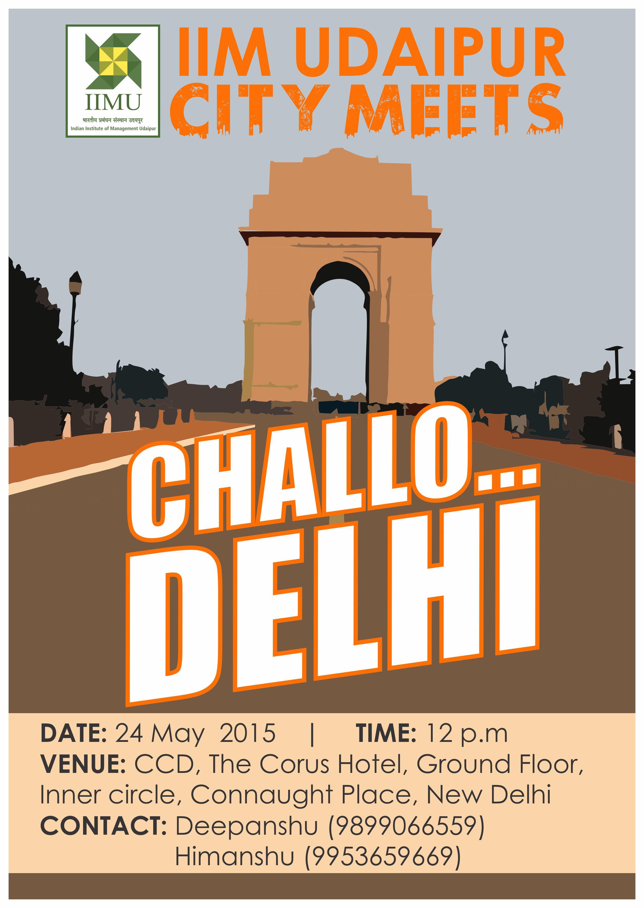 miic city meets DELHI