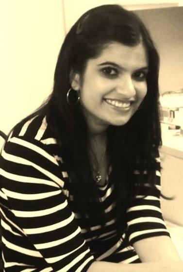 Aakansha Tanwar - hereinafter referred to as 'A' !