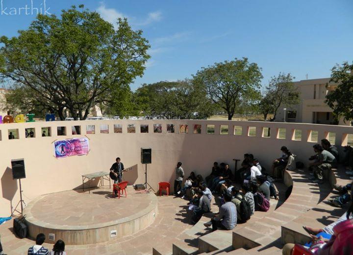 3 open air amphitheatre