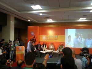 CM Shivraj Chouhan at panel