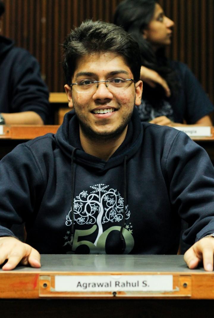RahulAgrawal_IIMA Class pic