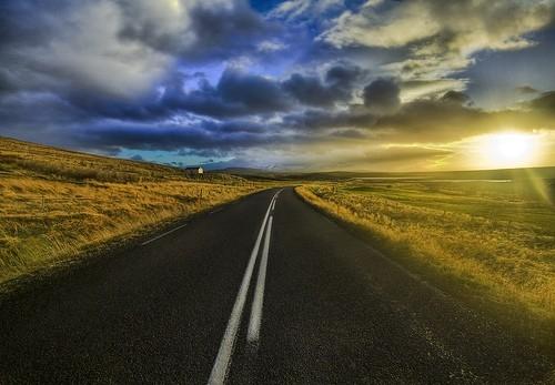 journey path road