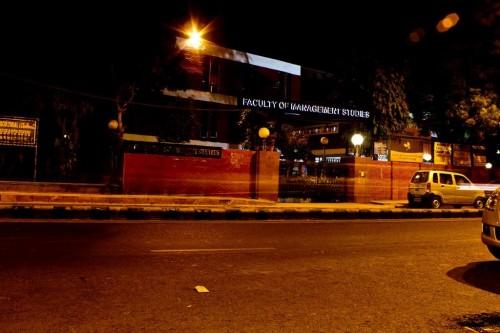 FMS Delhi Campus