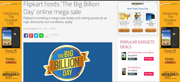 f5501887a Big Billion Day  Did Flipkart Snap The Deal With Its Lack Of Preparation  And Inadequacy
