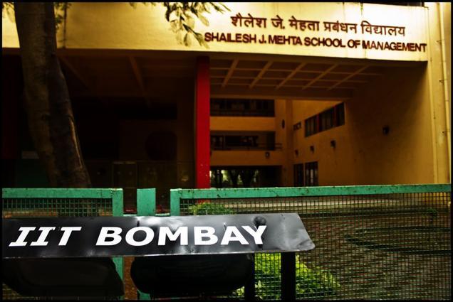SJMSOM IIT Bombay Campus Life