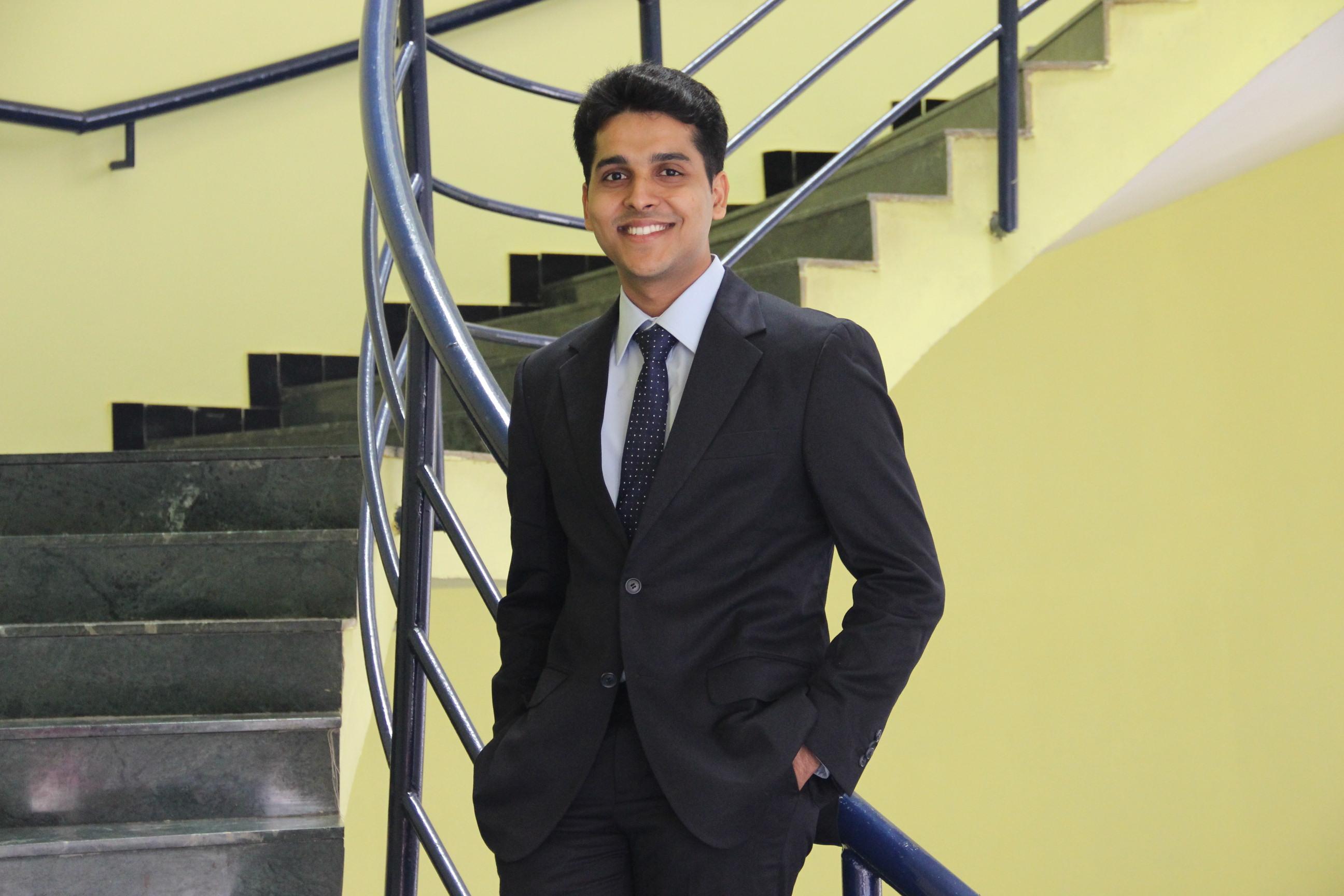 Gaurav SCMHRD
