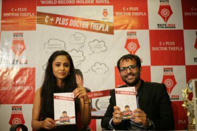 2b. Authors Sarita and Anand (Alternate Image)