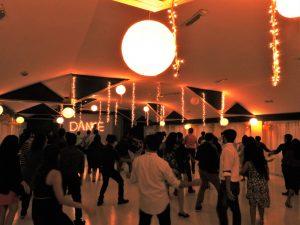 ballroom inside