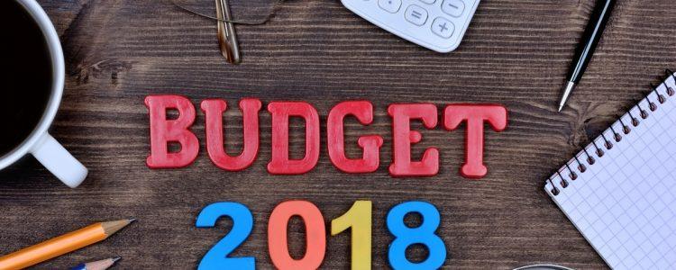 India Budget 2018