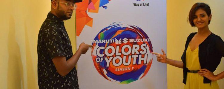 Maruti Suzuki Colors Of Youth Season 7 SIBM Bengaluru