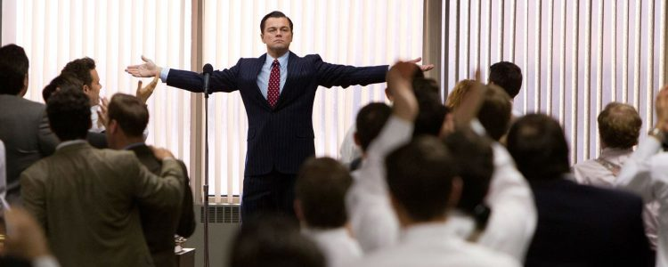 Wolf of Wall Street CEO Leadership Traits Qualities Students
