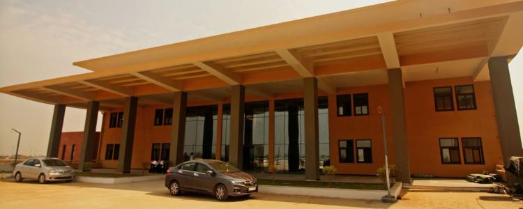 IIM Rohtak 2018 New Campus MBA