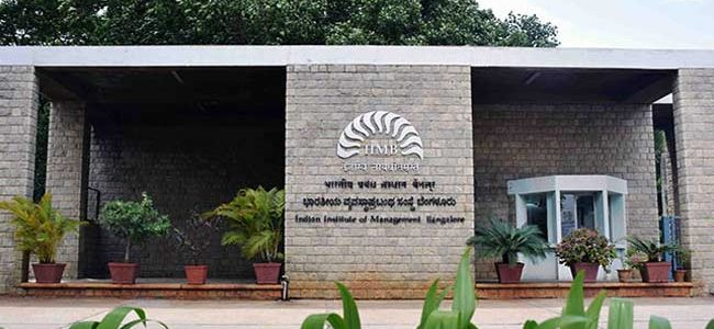 IIM Bangalore Summer Placements