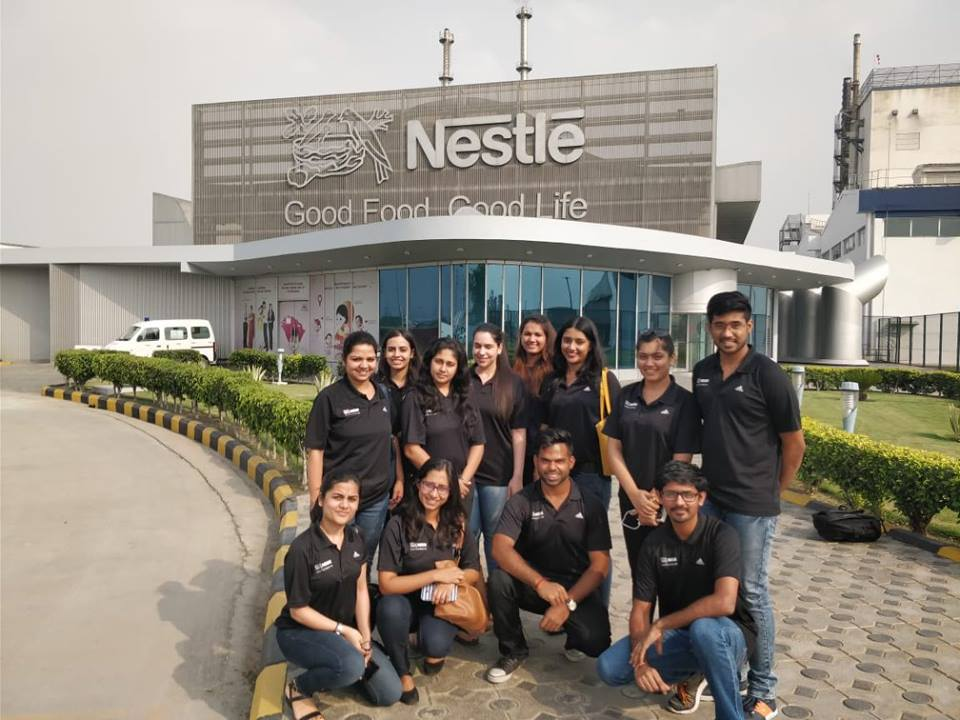 How A Summer Internship At Nestlé Prepared Me To Become Industry