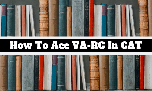 CAT VA-RC Preparation Tips