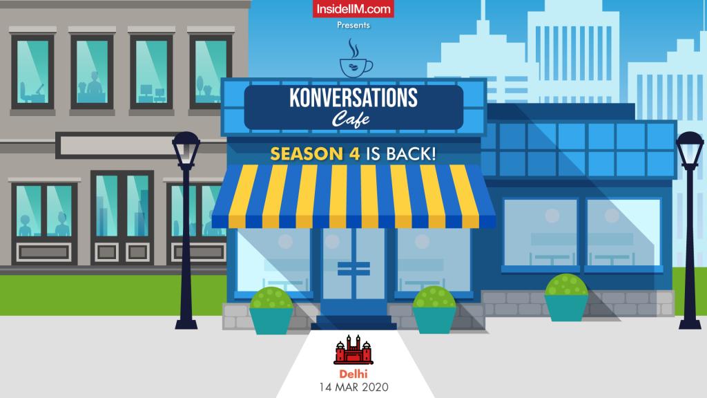 Konversation Cafe S4