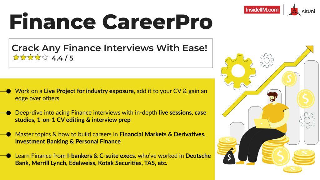 Finance CareerPro