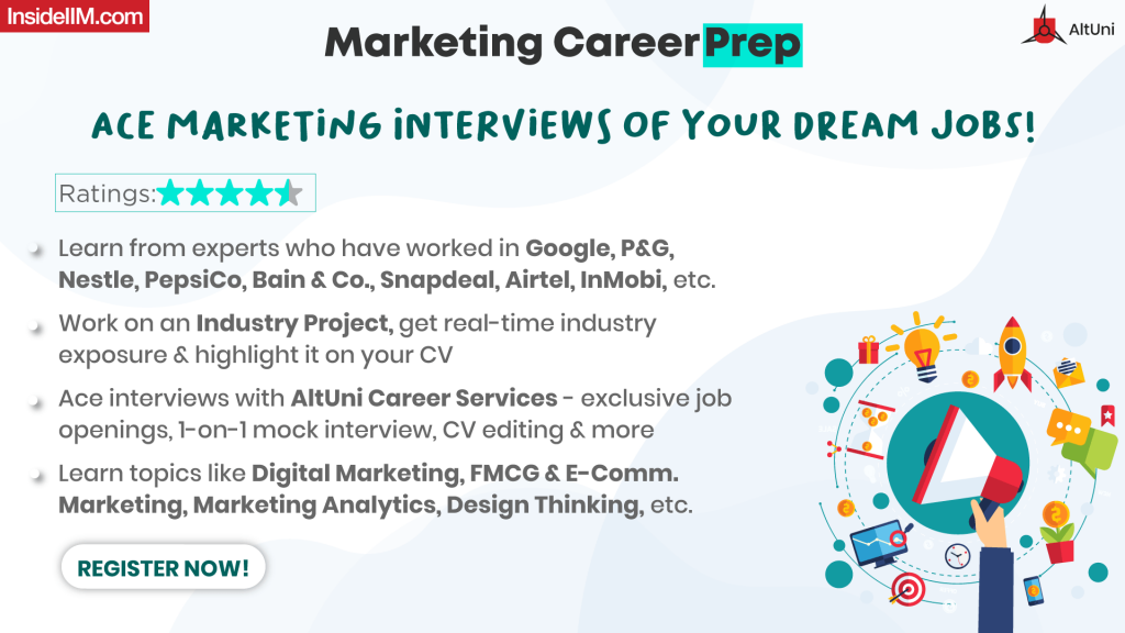Marketing CareerPrep
